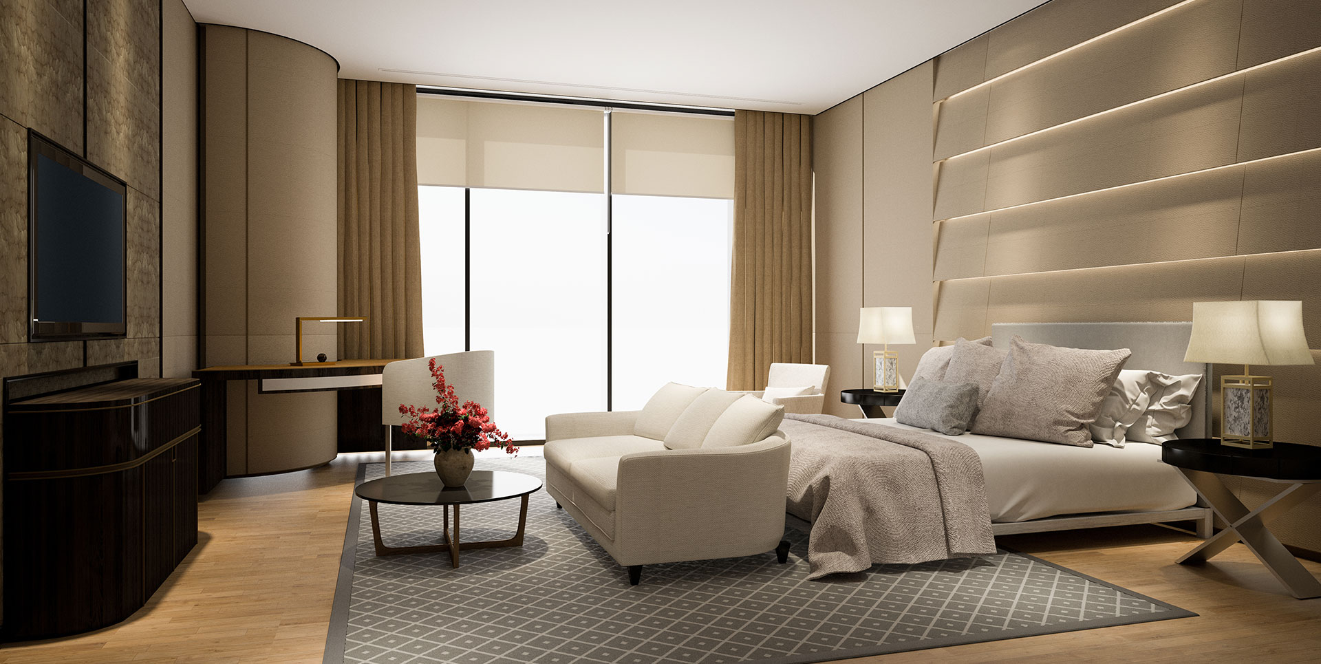 Interior Design Companies in Dubai | Luxedesign by DAT